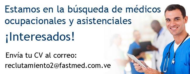 Banners reclutamiento de medicos asistenciales
